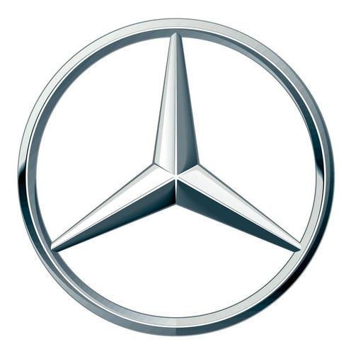 Imagem 1 de 4 de Emblema Estrela Mala Traseiro  Mercedes Bens Classe A