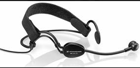 Microfone Sennheiser Headset Condensador Super Cardiode Me3