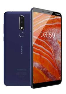 Celular Nokia 3.1 Plus Pantalla 6 Hd 3gb + 32gb Dual Sim