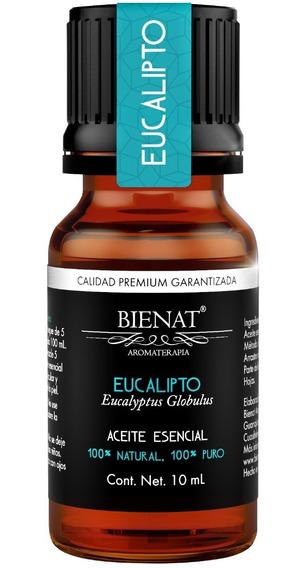 Aceite Esencial De Eucalipto 100% Natural 100% Puro
