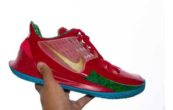 Nike Kyrie Low 2 Don Cangrejo Colección Bob Esponja