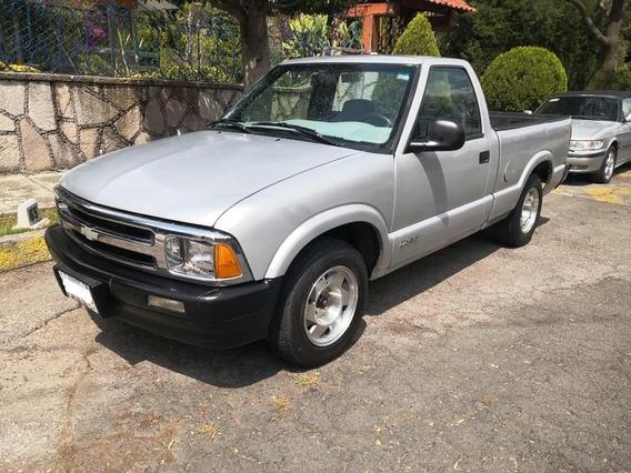Chevrolet S-10 1997 Automática 6 Cilindros