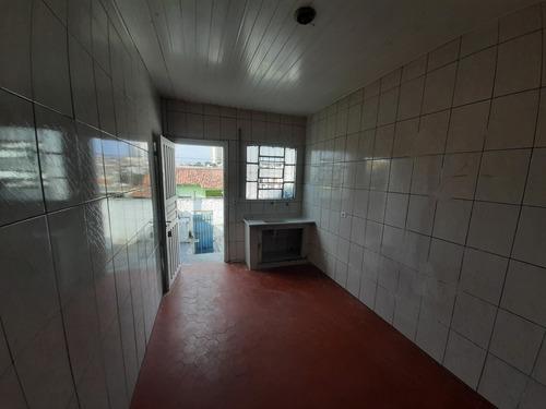 Casa Para Aluguel, 1 Quarto, Vila Barbosa - São Paulo/sp - 1278