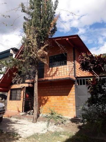 Casa Tipo Chalet En El Limón Maracay Código: 20-1351 Mfc
