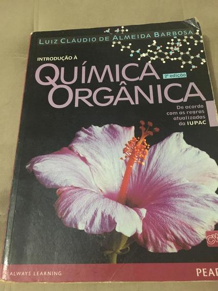 Livro Introdução A Química Orgânica