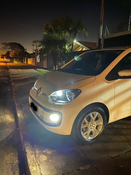 Volkswagen Up! Tsi 1.0 High 5p - 2017/2017 - Branco
