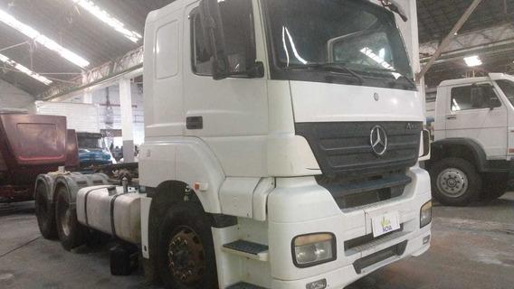 Mercedes-benz Axor 2035 Ano 2006
