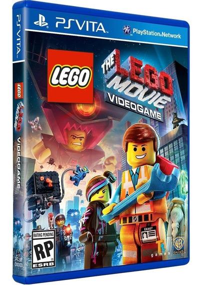 Lego Movie Videogame Ps Vita - Midia Fisica - Lacrado Ptbr
