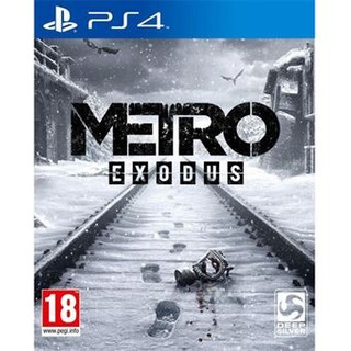 Metro Exodus Ps4 Original 1