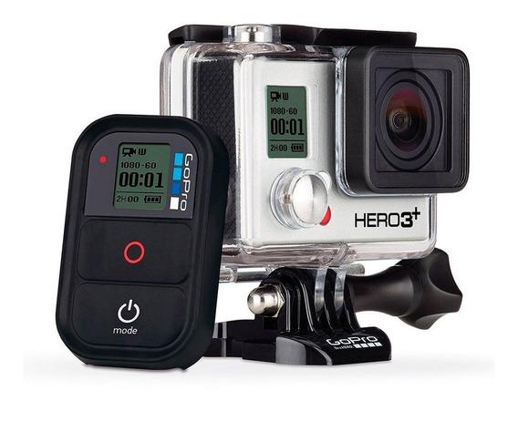 Câmera Gopro Hero 3+ Black Edition Com Acessórios