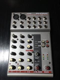 Consola Phonic Am85