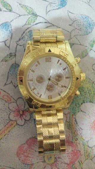 Relógio Quartz Luxo