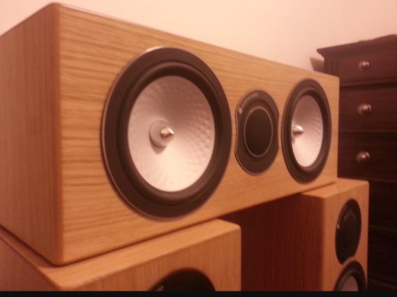 Monitor Audio Rx Center Oak Natural