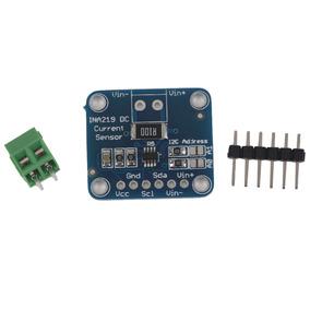 Ina219 I2c Bi -directional Dc Atual Poder Fornecimento Senso