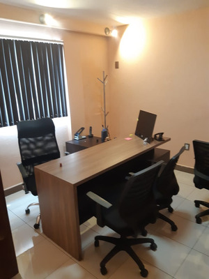 Renta Amplia Oficina / Despacho Amueblado En Iztacalco