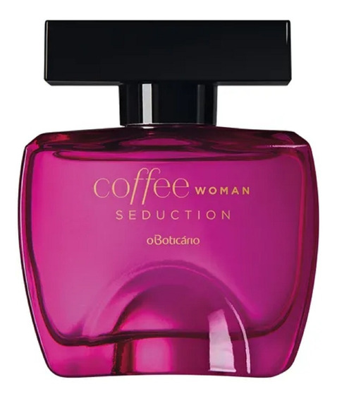Coffee Woman Seduction Des. Colônia, 100ml