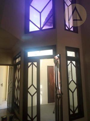 Casa Com 3 Dormitórios Para Alugar, 150 M² Por R$ 6.000/mês - Praia Campista - Macaé/rj - Ca0770