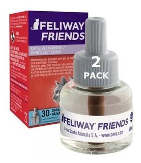Feliway Friends Recarga Cartucho Pack 2 Promoción