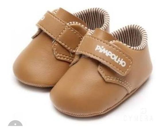 Lote Sapatos Sandália Bebê Pimpolho