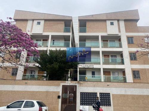 Imagem 1 de 13 de Studio Com 2 Dormitórios À Venda, 45 M² Por R$ 205.000,00 - Vila Carrão - São Paulo/sp - St0507