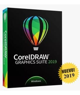 Corel Draw 2.019 ( Envio Gratis )