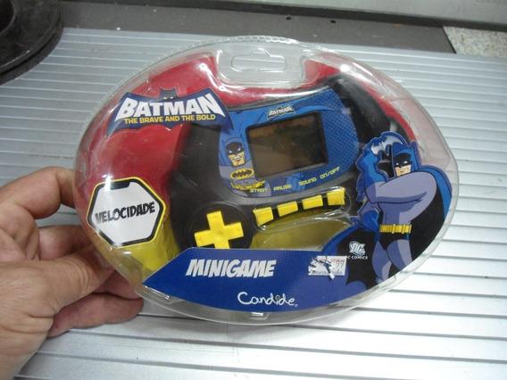 Antigo Brinquedo Anos 2000 - Mini Game Batman - Na Caixa
