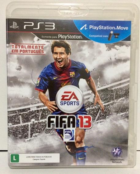 Jogo Fifa 13 - Ea Sports - Ps3
