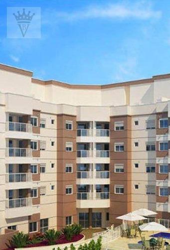 Apartamento Com 2 Dormitórios À Venda, 75 M² Por R$ 609.000,00 - Butantã - São Paulo/sp - Ap5400