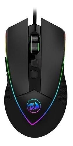 Mouse Redragon Gamer Emperor M909 Rgb 12400dpi Preto**