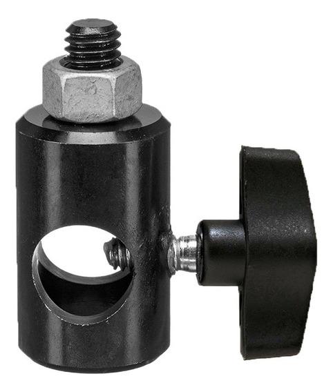 Adaptador P/ Tripé De Iluminação Spigot Adapter 1/4 Pino 3/8