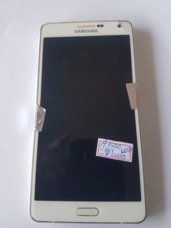 Celular Samsung A7 Defeito