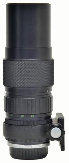 Objetiva Olympus Zoom 85-250mm 124172