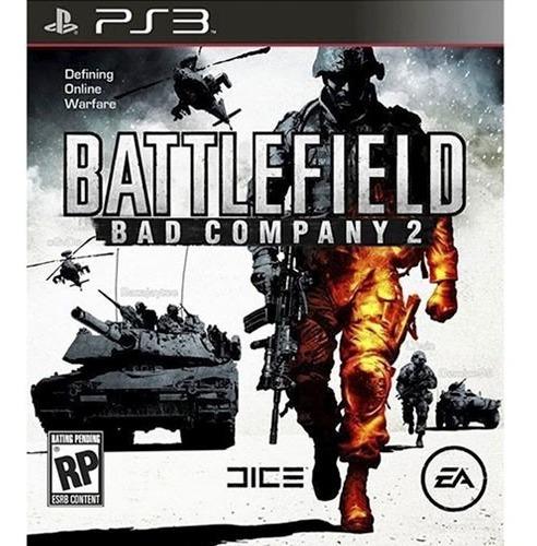Battlefield 2 Bad Company 2 Ps3 Bf2 Playstation 3
