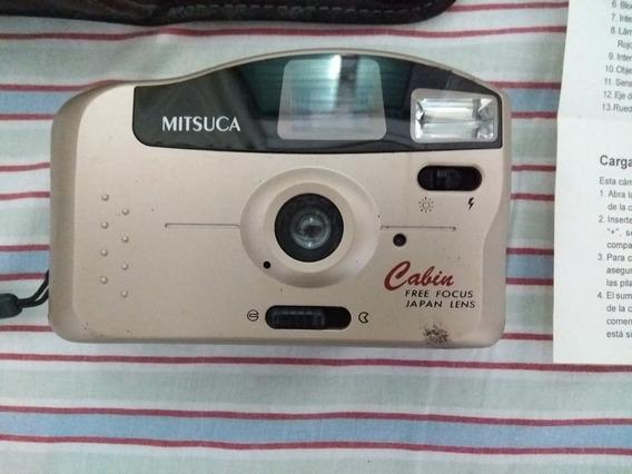 Câmera Analógica Mitsuca 35mm