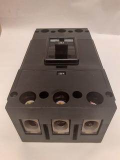 Breaker Electrico Original Gun Hoe 3x150 Amp