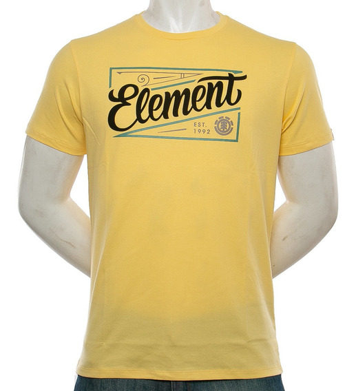 Remera Lager Element Fluid Tienda Oficial