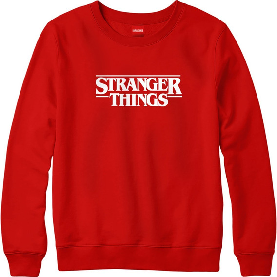 Sudadera Hombre Dama Stranger Things Once Eleven Sueter #212