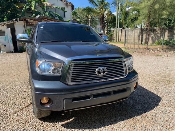 Toyota Tundra 2010 Excelente Condición