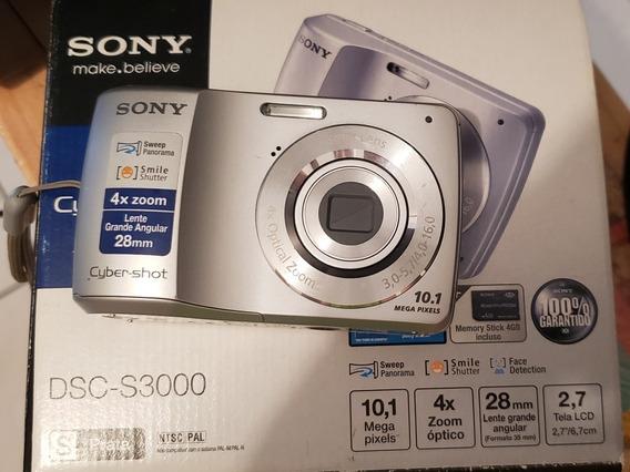Sony Cybershot Dcs - S3000