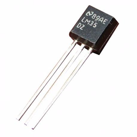 Lm35dz Sensor De Temperatura Usados Em Arduinos Kit 3 Peças