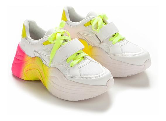 Zapatillas Combustion Love Modelo Setter Urbanas Comodas