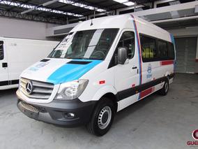 Mercedes-benz Sprinter 415 T.a. E.l 2018/2019 16 Lug Suzano