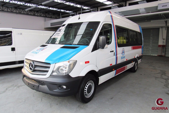 Mercedes-benz Sprinter 415 T.a. E.l 19/19 0km 16 Lug Suzano