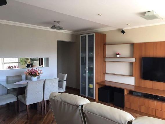 Apartamento Para Venda, 2 Dormitórios, Jardim Jaqueline - São Paulo - 402
