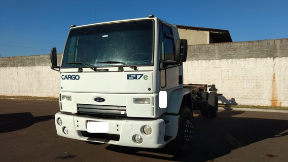 Ford Cargo 15.17 4x2 Ano 2011