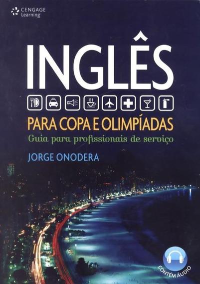 Ingles Para A Copa E Olimpiadas Contem Audio Cd