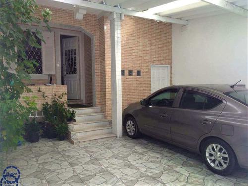 Sobrado Com 3 Dorms, Encruzilhada, Santos - R$ 1.1 Mi, Cod: 13391 - V13391