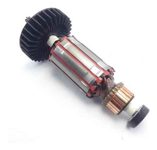 Imagen 1 de 9 de Inducido Rotor Bobina Para Rotomartillo Skil 1859 Original