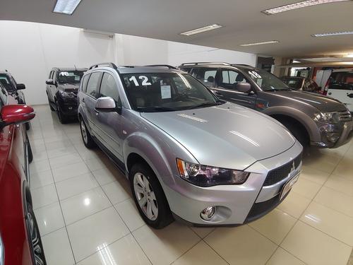 Imagem 1 de 6 de Mitsubishi Outlander 2012 2.0 5p