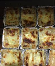 Sanwish, Croassanes,porciones De Torta,caracolas Y Lasañas